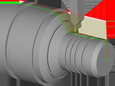 CAD/CAM Lathe Software OneCNC